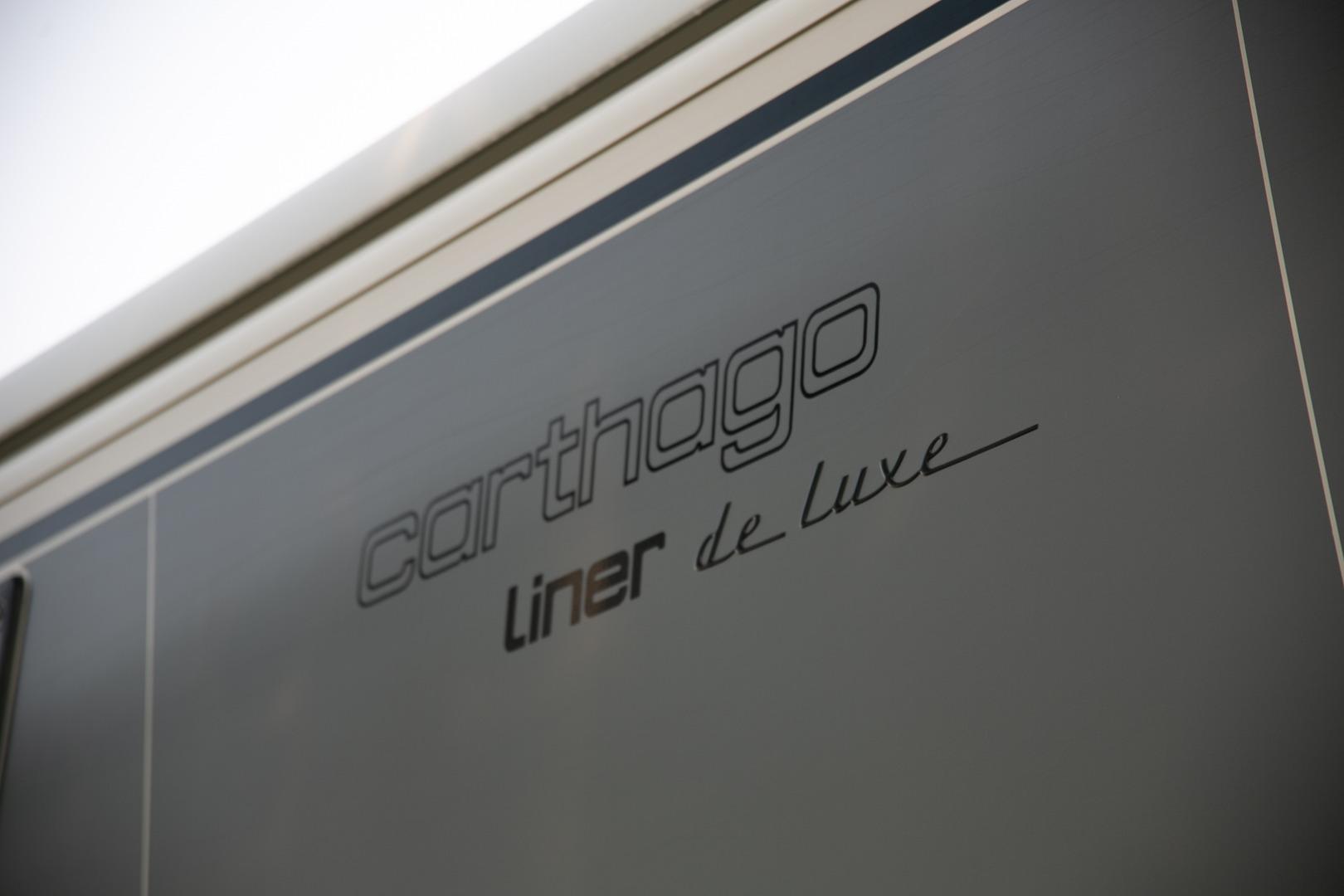 MAN-Carthago LINER 82Q PKW